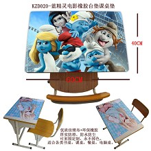 The Smurfs Rubber table mat KZD020