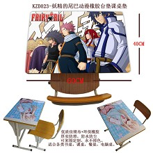 Fairy tail Rubber table mat KZD023