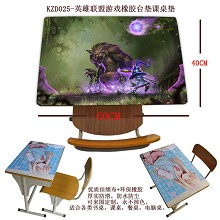 League of Legends Rubber table mat KZD025