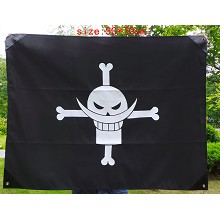 One Piece anime cos flag