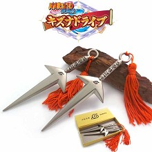 Naruto metal key chains
