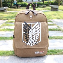 Attack on Titan Recon Corps backpack/bag