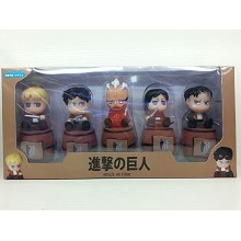 Attack on Titan anime money box