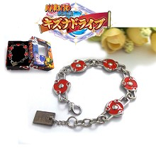 Naruto One piece bracelet