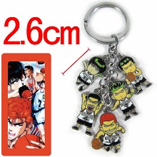 Slam Dunk key chain