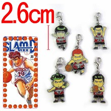 Slam Dunk key chains