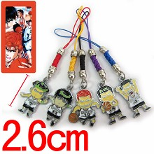 Slam Dunk phone straps