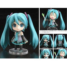 Hatsune Miku anime action figure 33#