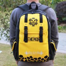 One piece backpack/bag