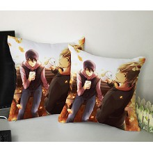 Free! two-sided pillow(35X35)BZ006