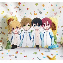 Free! two-sided pillow(40X60)BZ019