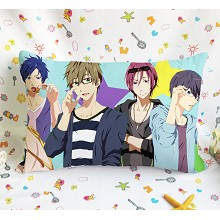 Free! two-sided pillow(40X60)BZ020