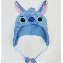 12inches Stitch plush hat