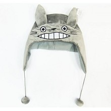 12inches Totoro plush hat