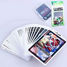 Attack on Titan playing card/poker