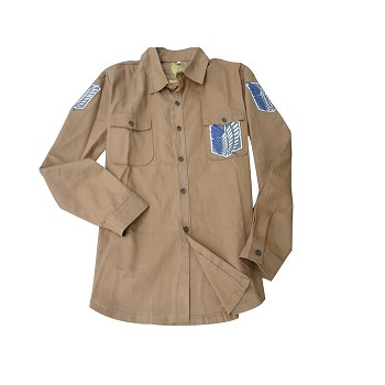 Attack on Titan cos shirt/dress