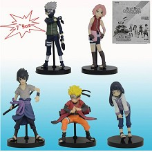 Naruto figures(5pcs a set)