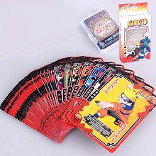 Naruto playing card/poker