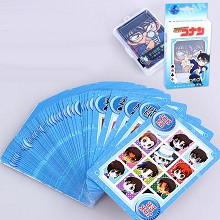 Detective conan playing card/poker