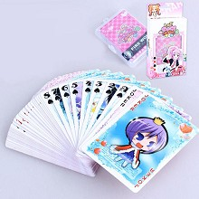 Shugo Chara playing card/poker