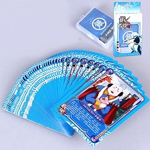 Gintama playing card/poker