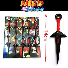 Naruto cos weapons(10pcs)