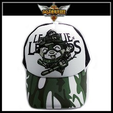 League of Legends cap