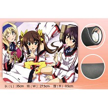 Infinite Stratos a big mouse pad DSD089