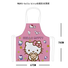 hello kitty waterproof apron WQ001