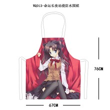 Fate stay night waterproof apron WQ013