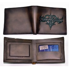 Kingdom of hearts coffee wallet