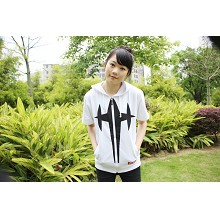 Kill LA Kill short sleeve thin hoodie cloth