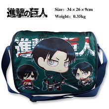 Attack on Titan Satchel/Shoulder bag