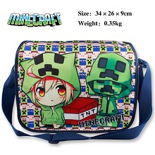 Minecraft JJ satchel/shoulder bag