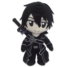 12inches Sword Art Online Kirito plush doll