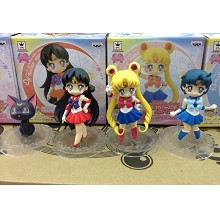 Sailor Moon figures set(4pcs a set)