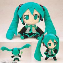 12inches hatsune Miku plush doll