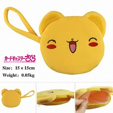 Card Captor Sakura plush purse