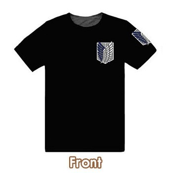 Attack on Titan cotton t-shirt