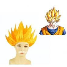 Dragon ball cosplay wig