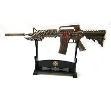 Cross fire weapon 24cm