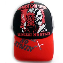 Attack on Titan baseball cap/sun hat