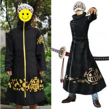 One Piece Law anime cosplay cloth/dress/hoodie