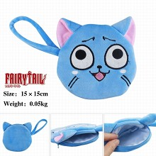 Fairy Tail plush purse