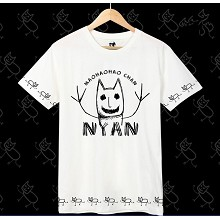 Hozuki no Reitetsu cotton t-shirt