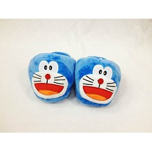 7inches Doraemon plush slippers/shoes