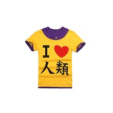 No game no life	 cotton t-shirt