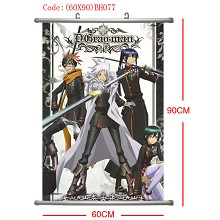 D.Gray-man wall scroll(60×90CM)BH077