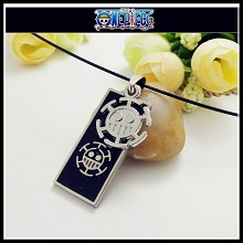 One Piece Law neckalce(black)