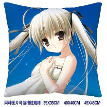 Yosuga no Sora two-sided pillow 4051